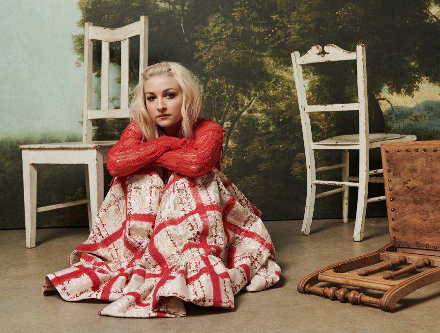 COMEBACK: Child In Reverse is Kate Miller-Heidke's first pop album since 2014 after spending several years working in the opera and musical theatre world.