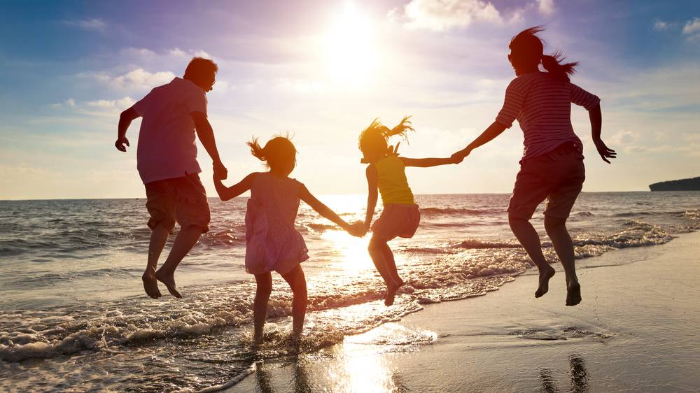 Summer time sounds like holiday time. Picture: Shutterstock