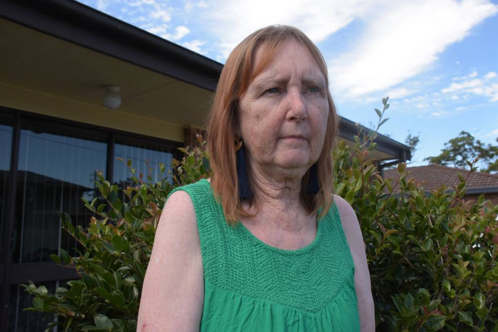 Veronica Rawlinson wants other tenants to know they can get their home tested if it's suspected a previous occupier used the drug ice. Picture: Madeline Crittendon
