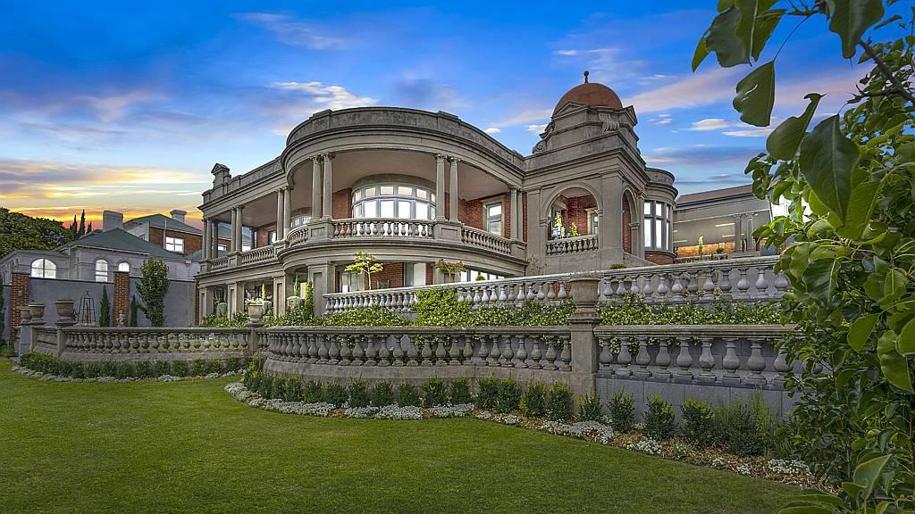 Historic Launceston mansion Glenfruin at 1 Brisbane Street ...