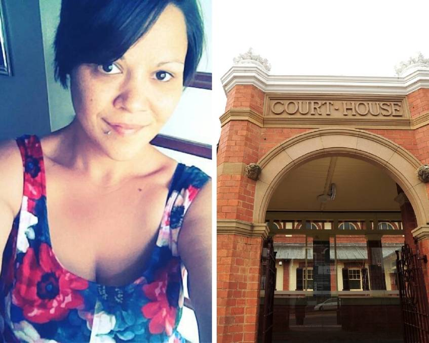 ANSWERS NEEDED: Naomi Williams was 27 years old and six-months' pregnant when she died after repeated hospital visits. Family members followed the inquest on Thursday via video link at Wagga Courthouse.