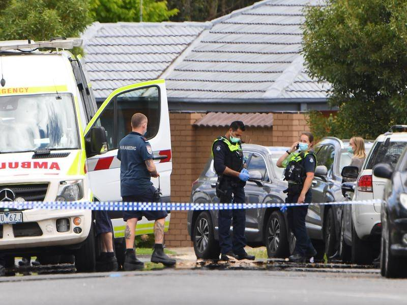 A mother and her three children have been found dead inside a Melbourne home.