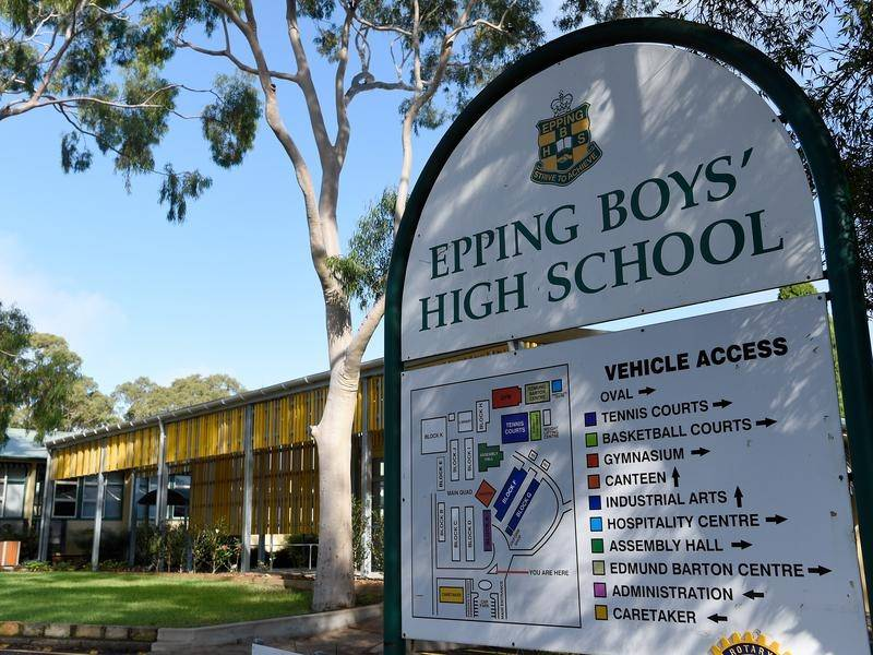 Epping Boy's High School has been forced to shut after a year 11 student tested positive to Covid-19