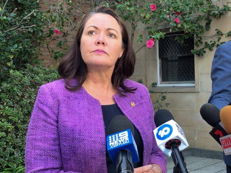 WA Liberal leader Liza Harvey says she is stepping down to