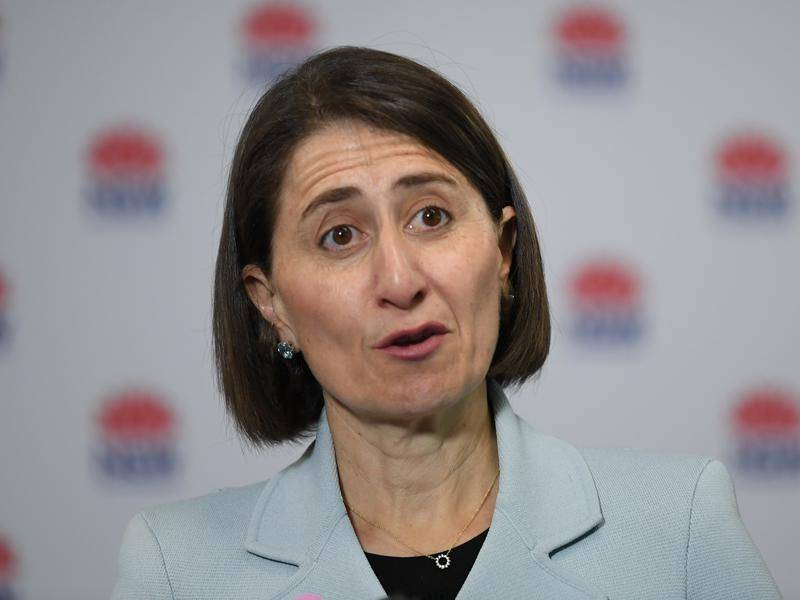 Gladys Berejiklian wants Qld and WA to pay up for the quarantine costs of their returned travellers.