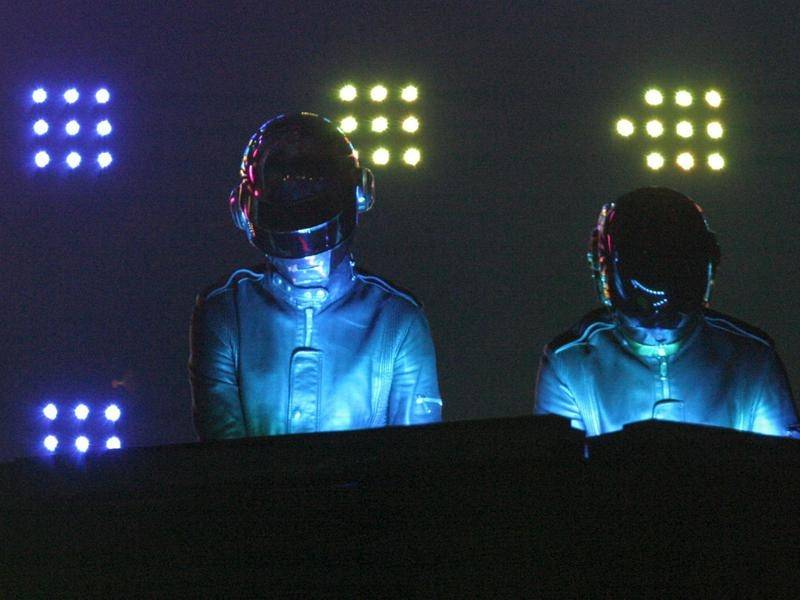 French duo Daft Punk have announced they are breaking up after 28 years.